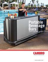 Portable Beverage Bars