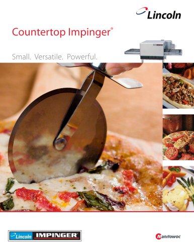 Countertop Impinger