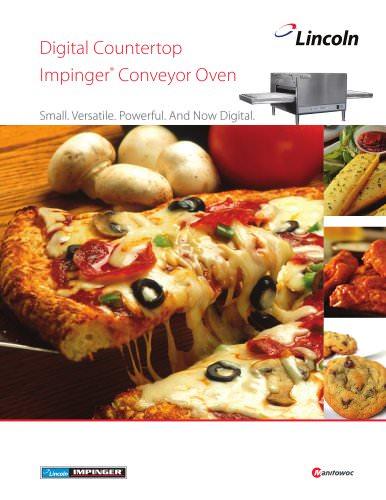 Digital Countertop Impinger® Conveyor Oven