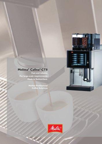 Melitta® Cafi na® CT8