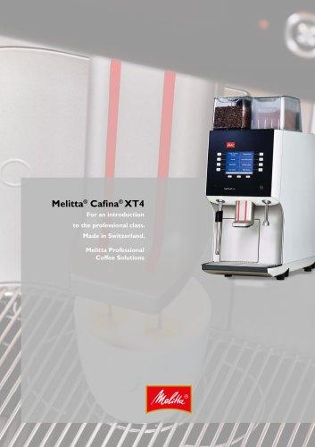 Melitta® Cafina® XT4