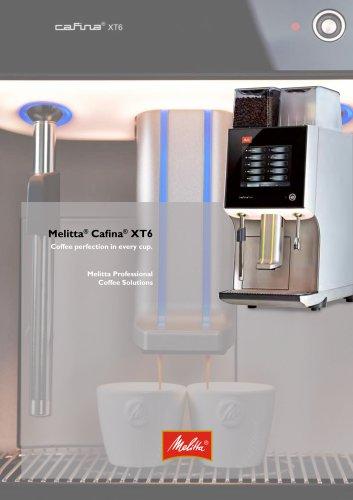 Melitta® Cafina® XT6