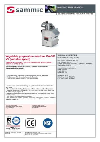 CA-301 VV