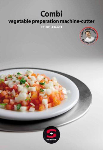 Combi Vegetable Slicer - Food processor