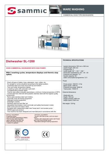 Dishwasher SL-1200