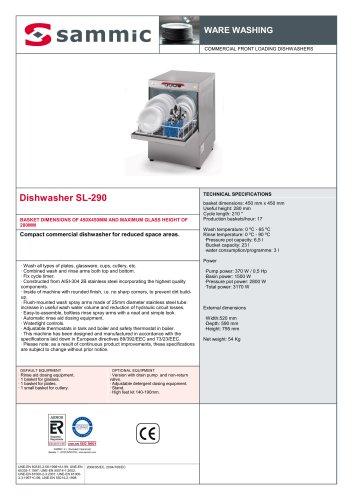 Dishwasher SL-290