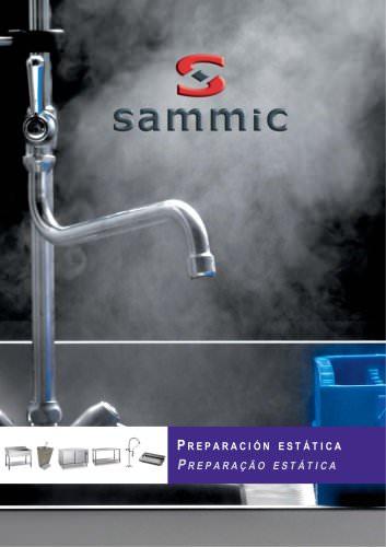Static preparation and distribution (Spanish)