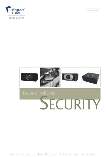Elsafe in-room safes Brochure_Nov 13