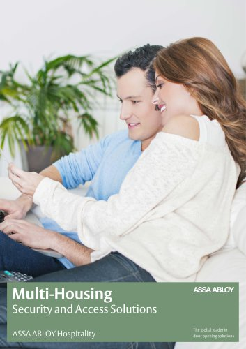 Multi-Housing Brochure