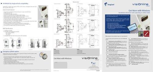 VISIONLINE Datasheet
