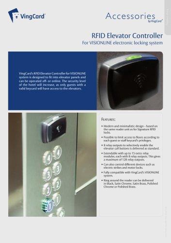 VISIONLINE Elevator Controller Datasheet
