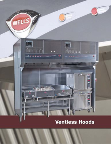 WELLS - Ventless Hoods