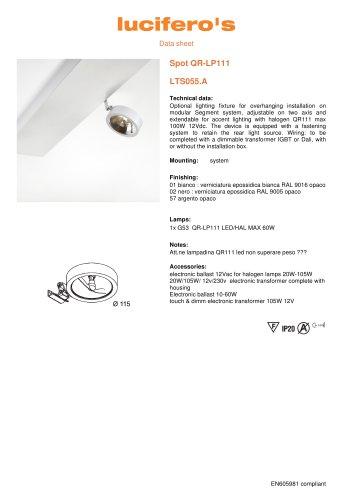 Spot QR-LP111 LTS055.A