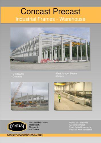 Industrial frames Brochure