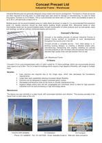 Industrial frames Brochure - 2