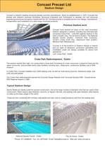 Sports Stadia Brochure - 2