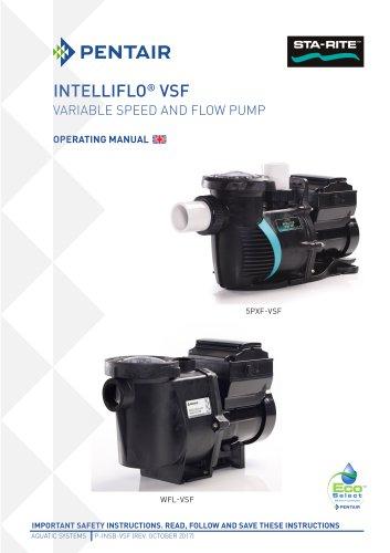 INTELLIFLO® VSF