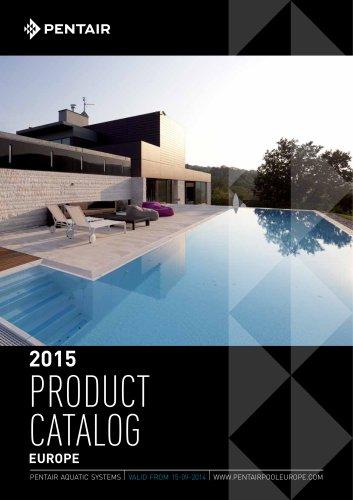 Pentair Aquatic Systems Catalog 2015