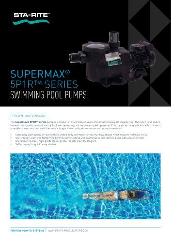 SuperMax® 5P1R™ Series