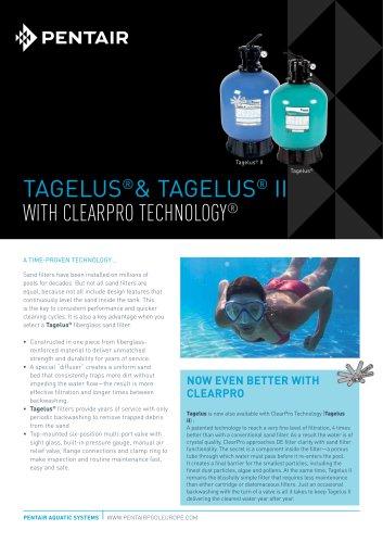 Tagelus® & Tagelus® II