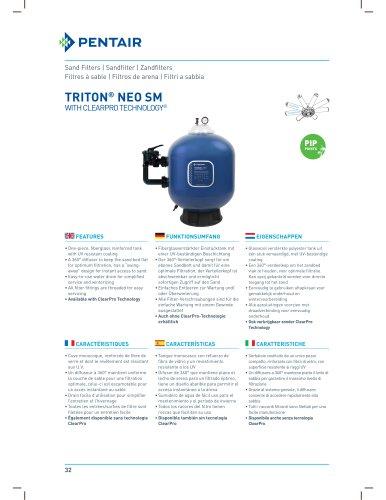 TRITON® NEO SM