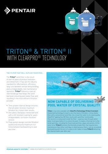 TRITON® & TRITON® II