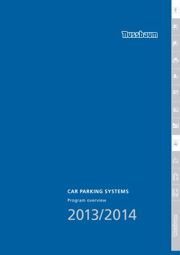 Car Parking System 2013/2014
