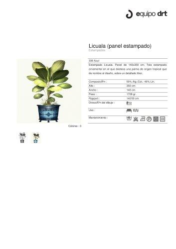 Licuala (print panneau)
