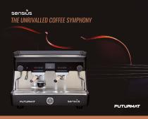 THE UNRIVALLED COFFEE SYMPHONY