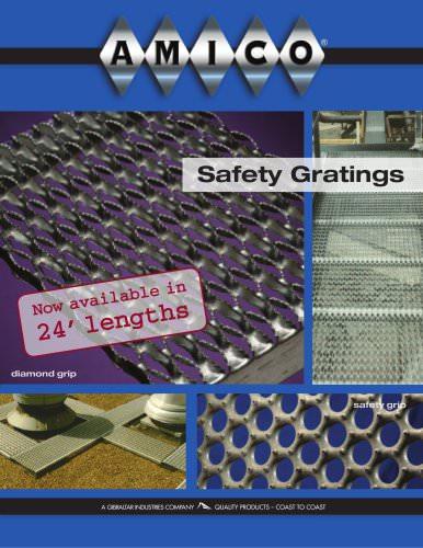 Safety Grating