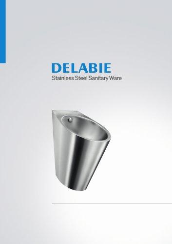 Stainless steel sanitary ware