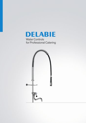 Water Controls for Professional Catering