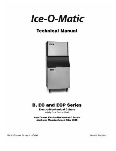B, EC and ECP Séries
