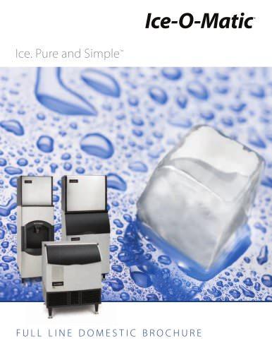 Ice-O-Matic Full Line Brochure