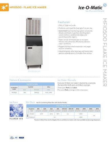 MFI0500-Flake Ice Maker