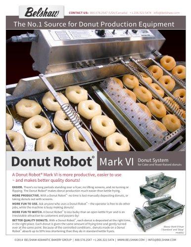 Donut Robot®
