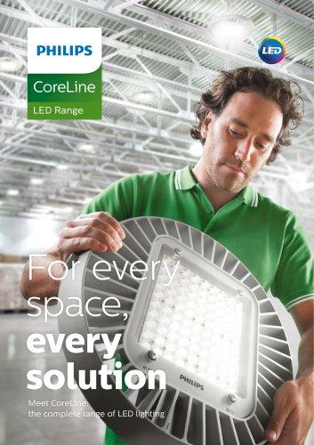 CoreLine LED Range