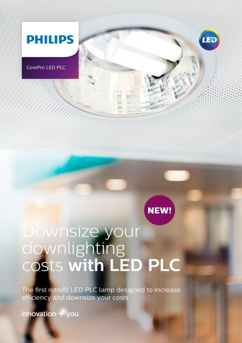 CorePro LED-PLC