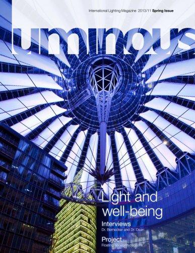 International Lighting Magazine 2013/11 Spring Issue