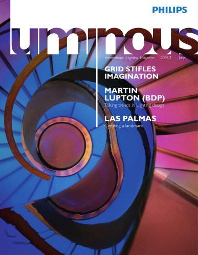 Luminous International Magazine No. 1