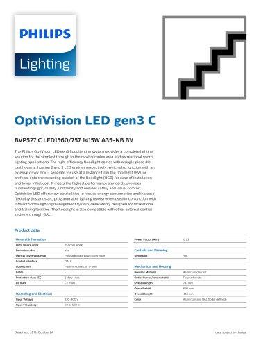 OptiVision LED gen3 C