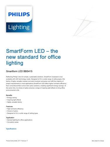 SmartForm LED