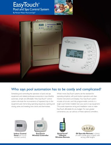 EasyTouch® Systems