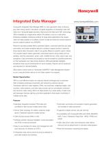 INTEGRATED DATA MANAGER