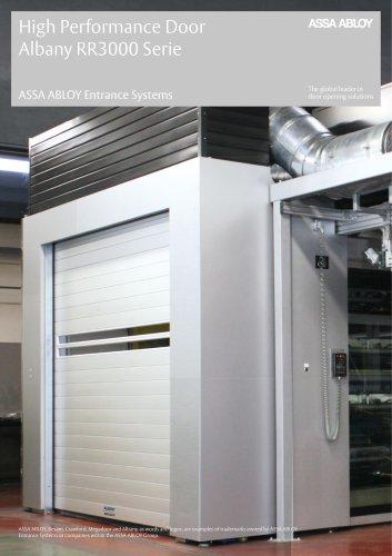 Albany RR3000 Machine Protection Door