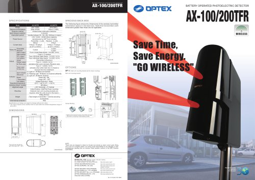 AX-100/200TFR