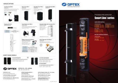 Smartline catalogue