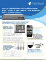 ADTVR Comparison Brochure