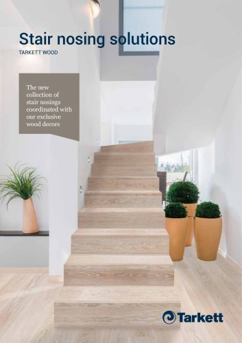 Stair Nosing Solutions Fieldturf Tarkett Pdf Catalogs