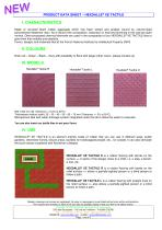 HEXDALLE® XE TACTILE